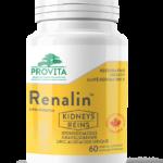 provita nutrition renalin (kidneys) 60 vcaps naturaheal.ca