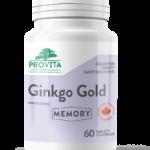 provita nutrition ginkgo gold memory