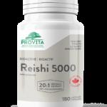 provita nutrition reishi 5000 180 caps naturaheal.ca