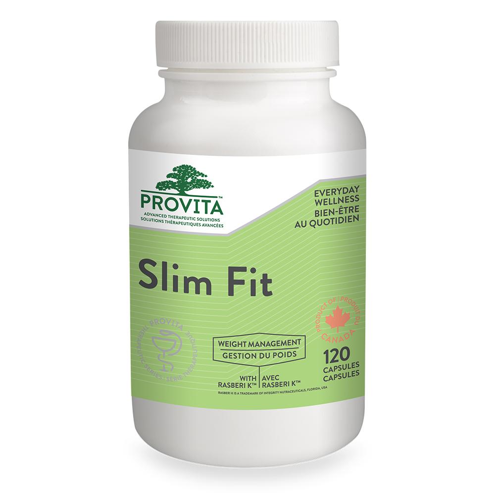 SLIM FIT (Raspberry Ketones) - 120 capsules - Naturaheal.ca