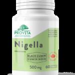 Provita Nutrition Nigella black cumin naturaheal.ca