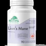 Provita Nutrition Lion's Mane 5000 naturaheal.ca