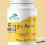 Provita Nutrition Ellagic Acid 60 Vcaps naturaheal.ca