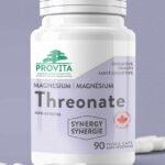Provita Nutrition Magnesium Threonate 90 Vcaps Naturaheal.ca